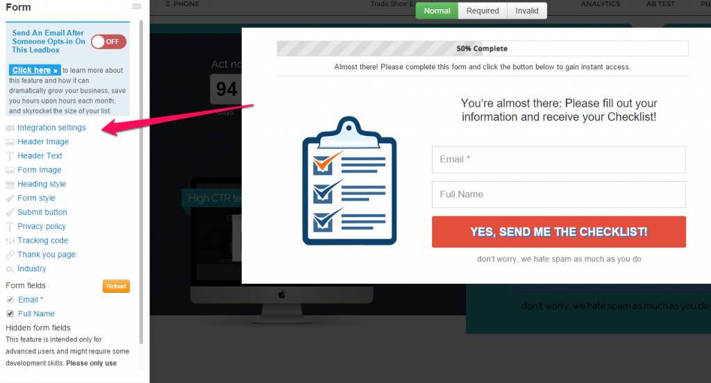 The Definitive Guide for Activecampaign Leadpages