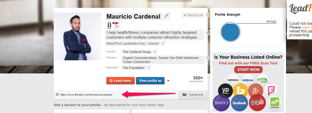 The 10 Steps to Successful LinkedIn SEO